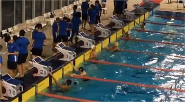 台灣第一人!王星皓香港公開賽200M混式奪冠 達奧運A標