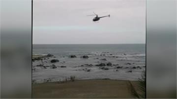 R22直升機台東違規偷飛! 駕駛是國巨前總裁陳木元