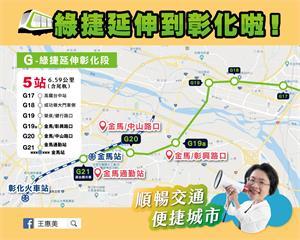 台中捷運延伸到彰化「夢幻路線」曝光!網友驚:蓋捷運巡水田?