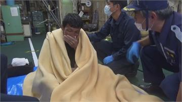 巴拿馬籍貨輪日本外海遇颱風沉沒 僅1人存活仍有41人、千頭牛隻下落不明