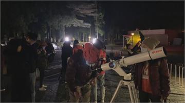 每小時百顆 英仙座流星雨來囉!福壽山農場賞星秘境 肉眼觀星免望遠鏡