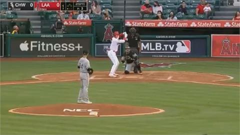 MLB/大谷翔平二刀流上陣! 擔任先發投手還敲全壘打