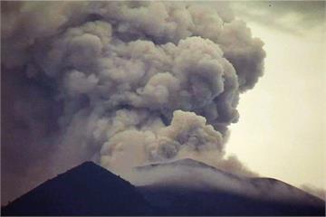 阿貢火山灰風向轉 峇里島機場終開放