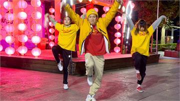 八家將+街舞中西融合!舞團團長推廣「屬於台灣的舞蹈」