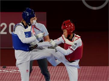 東奧/跆拳道小將羅嘉翎4強不敵美國遺憾落敗 父親鼓勵:表現得不錯!銅牌戰加油