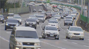 快新聞/連假上國道必看! 林佳龍估春節國道車流「比往年多」 易壅塞時段曝光