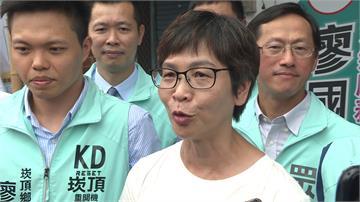 蔡壁如對選舉「沒意願」 高市長補選藍綠誰來戰?