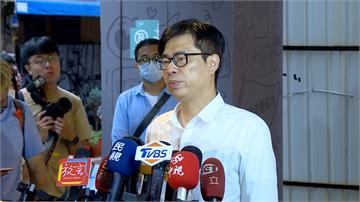 民眾黨酸耍嘴皮撐香港 陳其邁隔空反擊