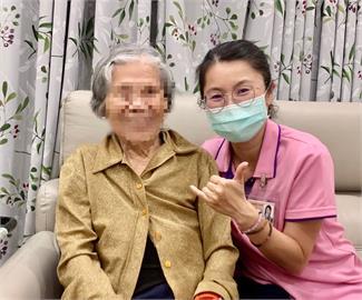 長照及醫療團跨縣市服務 84歲長者重獲新生