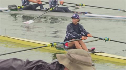 划船甜心黃義婷單人雙槳排名20 划出個人最佳紀錄