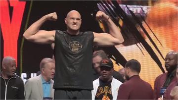 重量級拳王敲定明年對決 每場進帳至少6千萬美元