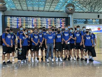 中華男籃出征關島亞洲盃資格賽 愛爾麗支援、中華航空協助直飛專機