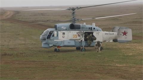 俄羅斯重兵集結邊境情勢升溫!烏克蘭總統:加入北約是唯一辦法
