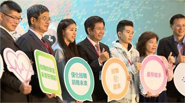 「優化技職前瞻未來」成果展 盼進一步優化人力資源