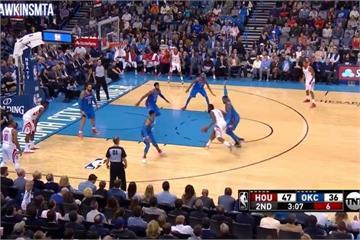 火箭升空16連勝 NBA本季首支50勝球隊