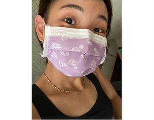 快新聞/戴資穎PO文秀未販售「羽球口罩」 粉絲跪求「可以抽腦粉送口罩嗎?」