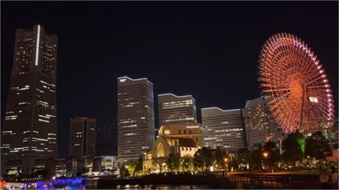 搭纜車賞景太幸福!盡享璀璨燈光、港邊涼風 網讚:橫濱夜景百看不膩