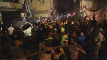 黎巴嫩又大爆炸!貝魯特儲油槽爆炸4死