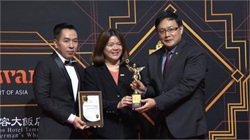 亞洲年度旅遊大獎 台灣飯店榮獲多項獎項