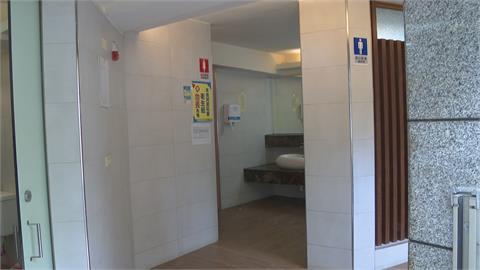 女子上高美館女廁 男清潔員竟尾隨進入