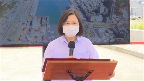 快新聞/「申請加入CPTPP水到渠成」 蔡英文:台灣將進一步和世界接軌