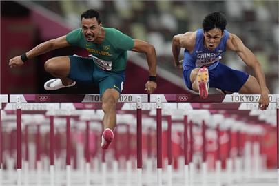 東奧/「台灣欄神」陳奎儒跨欄首輪13.53秒 成功晉級準決賽