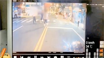 攔公車擋路!男槓外送員暴肢體衝突