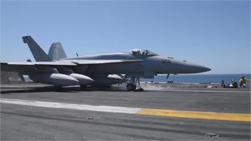 中機模擬攻擊美航艦美軍嗆:不曾構成威脅