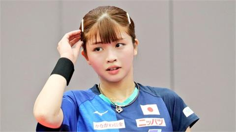 帕運/日本24歲桌球女選手「甜美笑容」引關注!勵志故事曝光