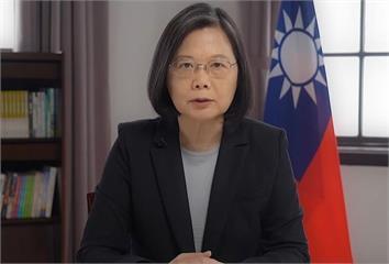 快新聞/為亞洲民主人權獎典禮致詞 蔡英文:台灣有決心扮演促進國際人權積極角色