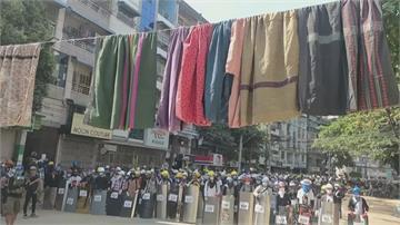 緬甸軍政府是國產啤酒大股東!民眾拿啤酒洗腳 掛女裙咒軍方變衰