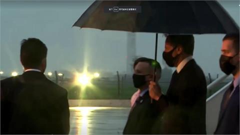 連印抗中 美國務卿抵印度今會晤總理