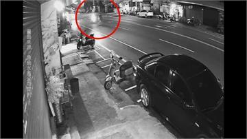 過馬路未走斑馬線 翁聖誕夜遭機車騎士撞飛身亡