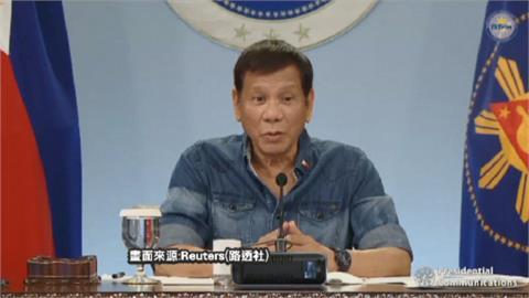 菲國接種率低 總統杜特蒂: 不打疫苗就坐牢