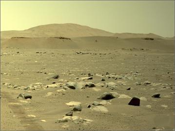 創新號直升機第3次火星試飛 這次更快更遠[影]