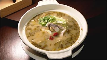 農家好滋味!酸湯魚融合客家、川菜牛肚包裹牛筋、牛腱口感豐富