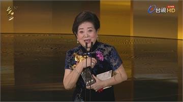 快新聞/改寫影史紀錄! 同奪金馬影后及女配角 陳淑芳:這個獎要抱得緊緊的