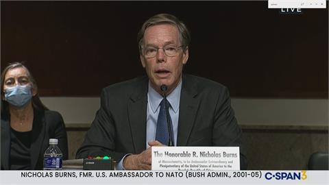 美國準駐中大使不信任中國! 伯恩斯盼以香港為戒 協助強化台灣戰力