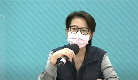 快新聞/莊人祥表示居隔紀錄僅是「改列」 黃珊珊:對我來說就是刪除!