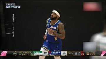 SBL/基恩冠軍賽飆46分創紀錄 對手教頭大讚:如籃球之神