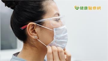 防疫戴口罩引發皮膚病 醫曝6招減輕症狀