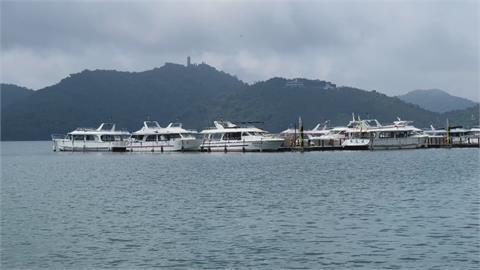 日月潭遊湖有條件解封 只開放包船.不接散客