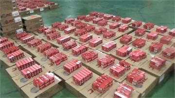 貿易公司走私逾10萬顆制式子彈 警方機場攔截