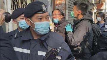 港警清晨大拘捕 !涉助12港人「保護傘」 餐廳老闆黃國桐被捕