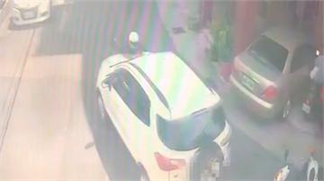 車內藏毒遭警攔查 毒蟲畏罪駕車衝撞