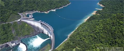 「水豪」稱號難保!翡翠水庫蓄水率不到60% 全台水情仍吃緊!