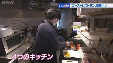 餐點外送減少接觸!疫情意外炒熱日本「共享廚房」商機