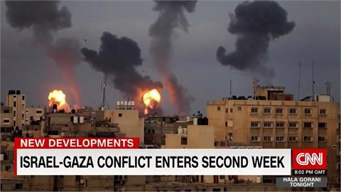 以巴互炸兩周逾200死 美3次阻撓安理會停火聲明