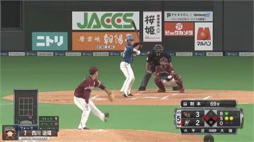 王柏融的隊友 火腿隊外野手西川遙輝 申請入札大聯盟 四支球隊有興趣