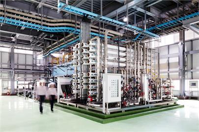 台積電奇美再生水交換首例 一滴水循環從拜託開始